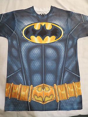 uld be Pj Top or Play dress up or Halloween Costume Small (Blue Batman Halloween-kostüm)