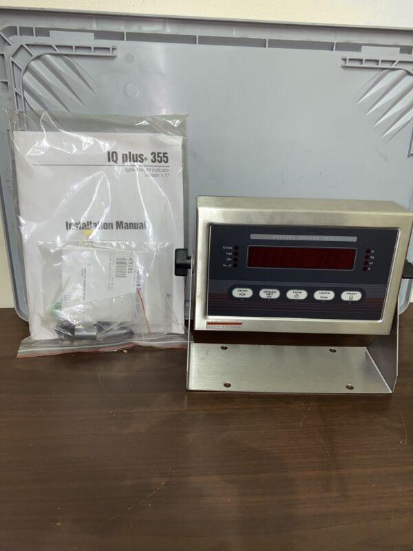 Rice-Lake Digital Weight Indicator IQ Plus 355
