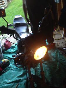 Yamaha 550 4 cylindres