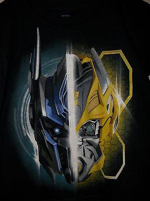 BOYS TRANSFORMERS OPTIMUS PRIME  SHORT SLEEVE GRAPHIC SHIRT T-SHIRT   (black)   ](Transformers Boy)