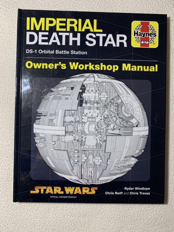 Star Wars Imperial Death Star Owners Workshop Manual (Haynes) *New*
