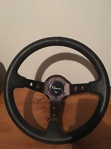 Renown 100 Motorsport Steering Wheel North Narrabeen Pittwater Area Preview