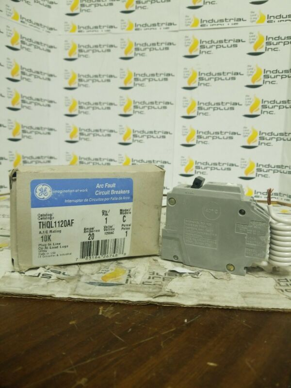 General Electric THQL1120AF Circuit Breaker *FREE SHIPPING*