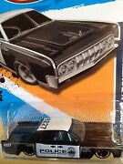 Hot Wheels 64 Lincoln Continental