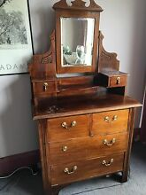 2 antique/vintage dressing tables for sale LOCAL PICK UP ONLY Kew Boroondara Area Preview