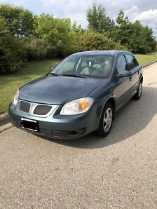 2005 PONTIAC PURSUIT LOW KM SOLD AS IS