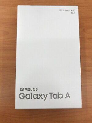 Samsung Galaxy Tab A SM-T580 16GB, Wi-Fi, 10.1in - Black New SEALED SHIPS FAST