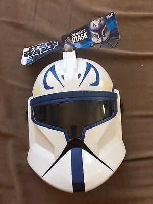 Star Wars Capt Rex Mask Dressup