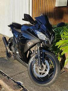 2013 Kawasaki Ninja 300 ABS Brisbane City Brisbane North West Preview