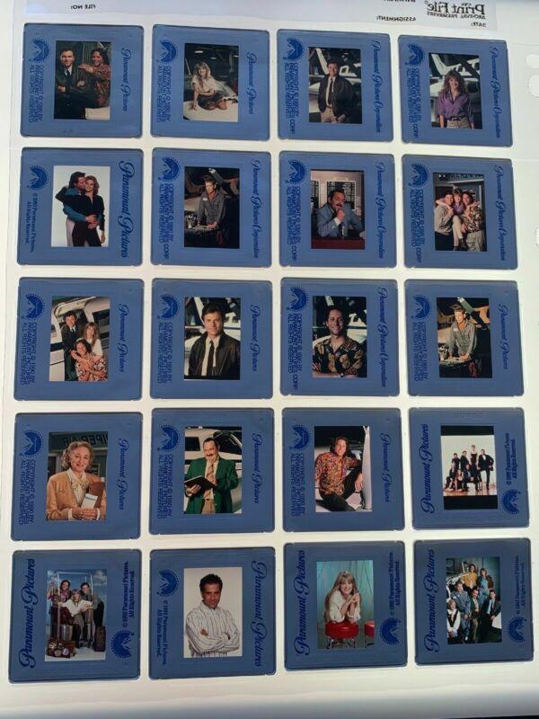 Wings TV Show 35mm Photo Slides Press Kit Promo Vintage Lot of 20