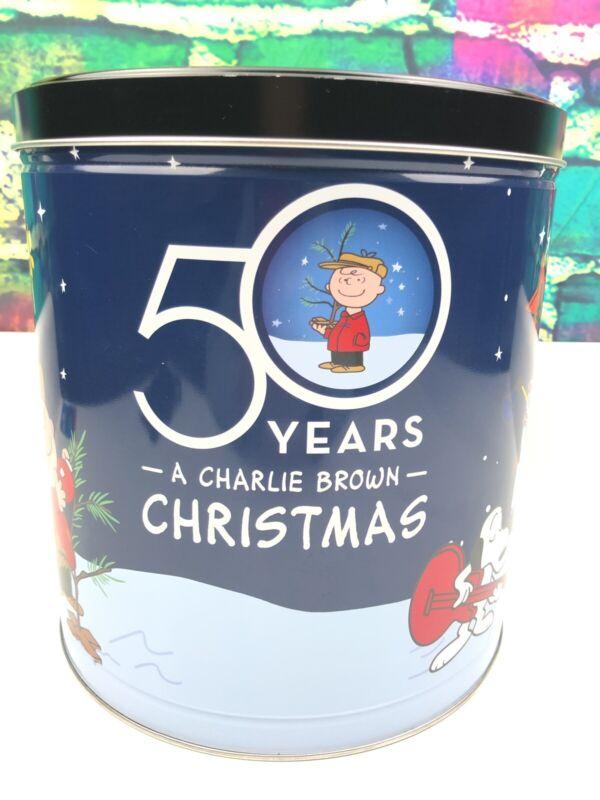 A Charlie Brown Christmas Gourmet Collectible Tin