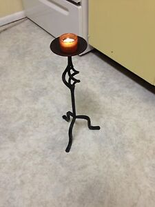 Candle stand $10