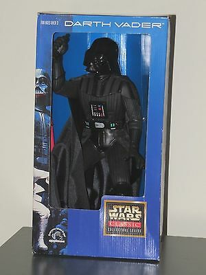 STAR WARS DARTH VADER COLLECTOR SERIES ACTION FIGURE 1997 NIB, used for sale  Shipping to India
