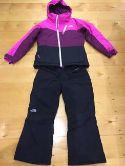 North Face Girls Ski Jacket & Pants