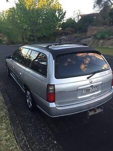 2002 Holden Commodore Wagon - 165,000 kms East Killara Ku-ring-gai Area Preview