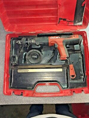 Hilti Dx 351 Fully Automatic Powder-actuated Tool Wcase -we Ship International