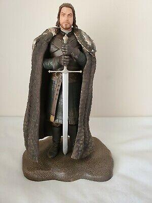 Game of Thrones Ned Stark Figure Dark Horse Deluxe