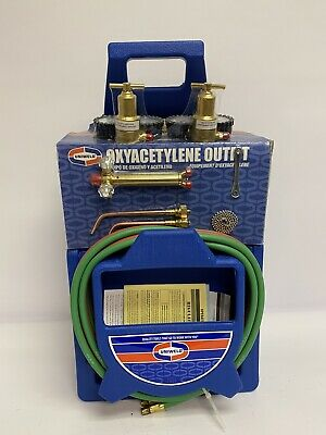 Uniweld Kc100p Brazing Outfit