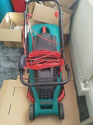 BOSCH ROTAK 37 ERGO ELECTRIC ROTARY 1400w LAWNMOWER - 37cm