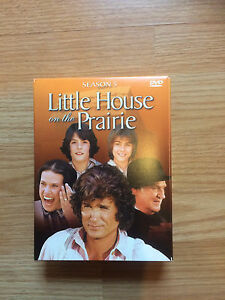 Little House on the Prairie Season 5 Collectors Edition
