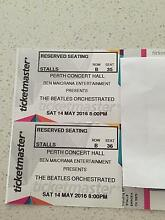 The Beatles Orchestrated - Perth Concert Hall Burswood Victoria Park Area Preview