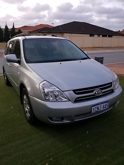 2007 KIA GRAND CARNIVAL AUTO 8 SEATER Beechboro Swan Area Preview