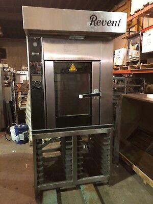 2012 Revent 739u-el Mini Rack Shop Oven