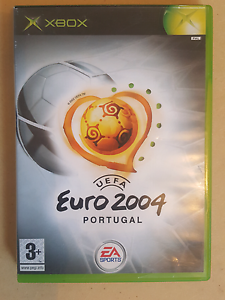 Xbox UEFA Euro 2004 Portugal South Morang Whittlesea Area Preview