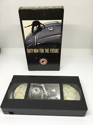 Foundation Skateboards 'Duty Now For The Future' Skate Video VHS NTSC