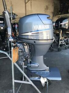 50hp Yamaha 4 stroke outboard Southport Gold Coast City Preview