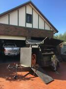 Tradesmen box trailer 7x5 in exelent  Condision Taylors Lakes Brimbank Area Preview