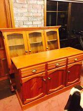 Wooden buffet/cabinet Teesdale Golden Plains Preview