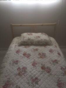 Base de lit ikea