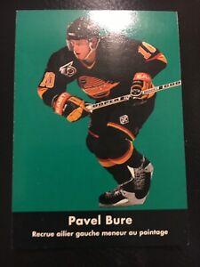 1991-Parkhurst-Pavel-Bure-446-RC-HOF-Canucks