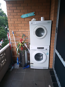 Repairable Washing machine and dryer Dee Why Manly Area Preview