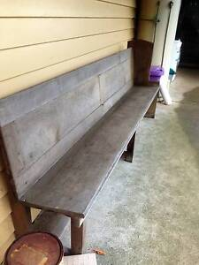 Church pew Moyne Area Preview
