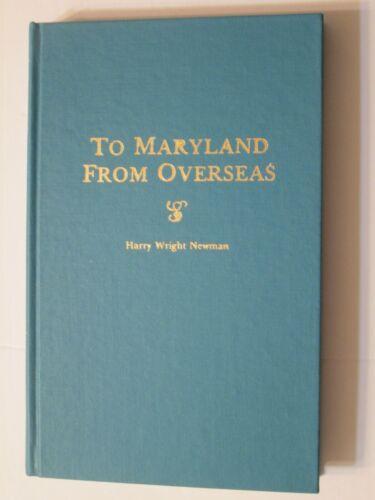 To Maryland From Overseas - Jacobite Loyalists Sold Into White Slavery In Maryla