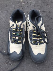 Woman's Size 8 Steel Toe Shoes / Boots