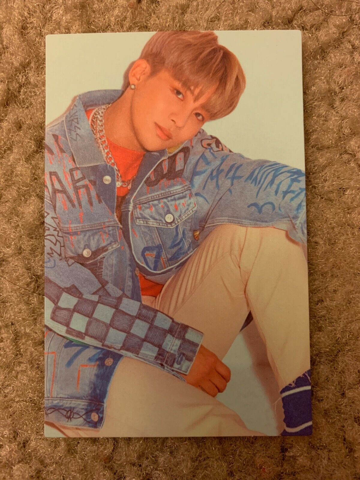 ***UPDATED***ATEEZ One To All Treasure EP. 3 Photocards (DM for Stamp Shipping) Jongho Illusion MMT