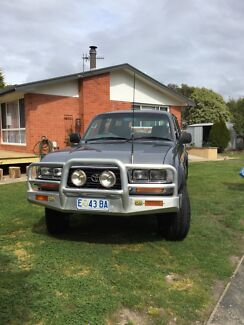 Toyota Landcruiser 80's Series Somerset Waratah Area Preview