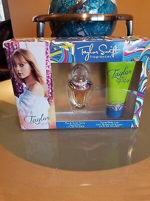 TAYLOR BY TAYLOR SWIFT 2PC GIFT SET 1.0 OZ 30 ml EDP SPRAY Women Parfum (Taylor By Taylor Swift Perfume Gift Set)