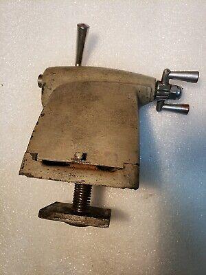 Vintage Craftsman 109 Lathe Tail Stock Assembly Clamp