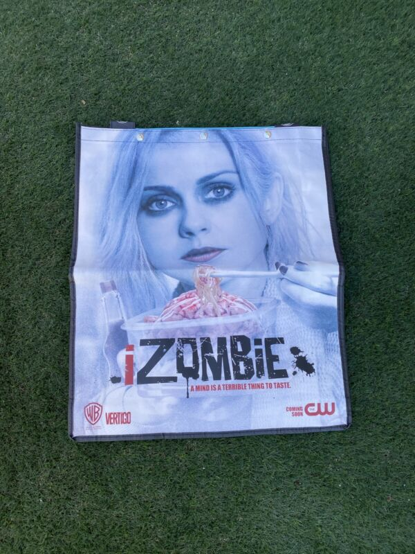 2014 - i Zombie -  Exclusive WB Tote / Swag Bag