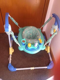 Free delivery: Jumperoo in good condition