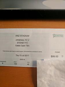 Arsenal FC vs Sydney FC Narre Warren Casey Area Preview