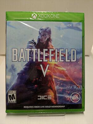 Battlefield V XBOX One Factory Sealed