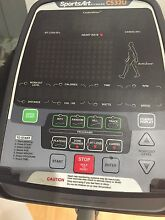 Sports art c532u recumbent bike perfect condition quick sale Beecroft Hornsby Area Preview