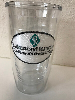 Lakewood Ranch The Nature Of Florida Living 16 oz Tervis Tumbler Drink Cup - NEW (Lakewood Ranch)