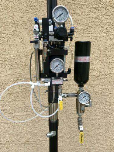 Gelcoat Spray Gun, Laminating / Wetout System