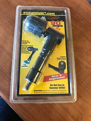 Brand New Eazypower Corp 90-degree Angle Drill Attachment 81544